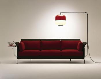 Low Soft Shell Sofa