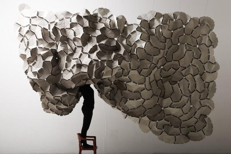 kvadrat clouds decoration murale design 29955543 sur le forum divers 1237 du site. Black Bedroom Furniture Sets. Home Design Ideas
