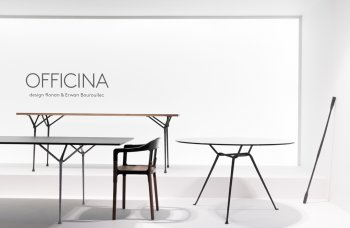 Officina collection: tables