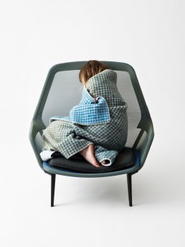Slow chair - new colour way