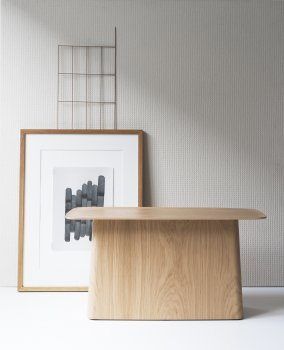 Wooden Side Tables Vitra