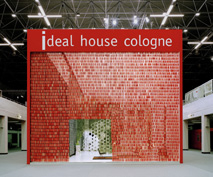 Ideal House exhibition